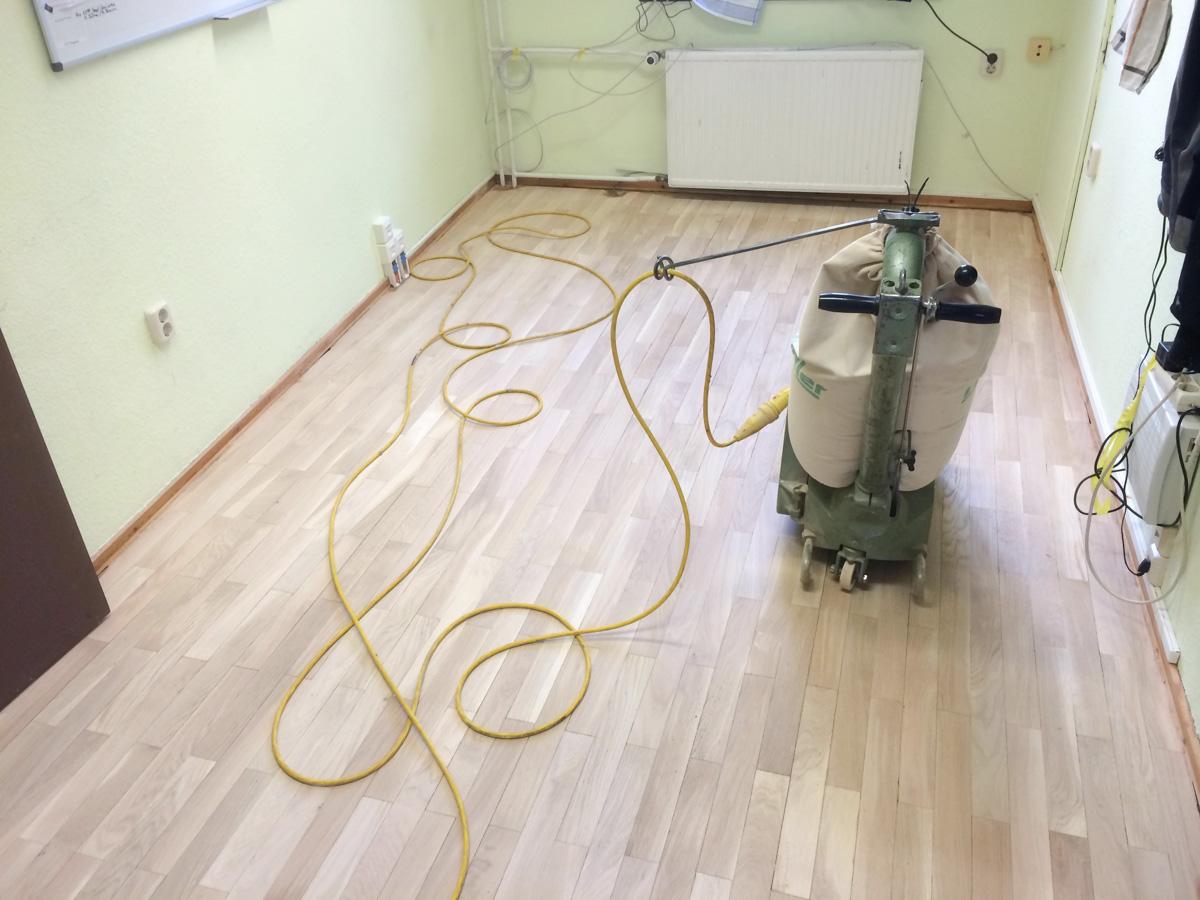 Renovierung Willner Fußboden Parkettleger Bodenleger Usedom